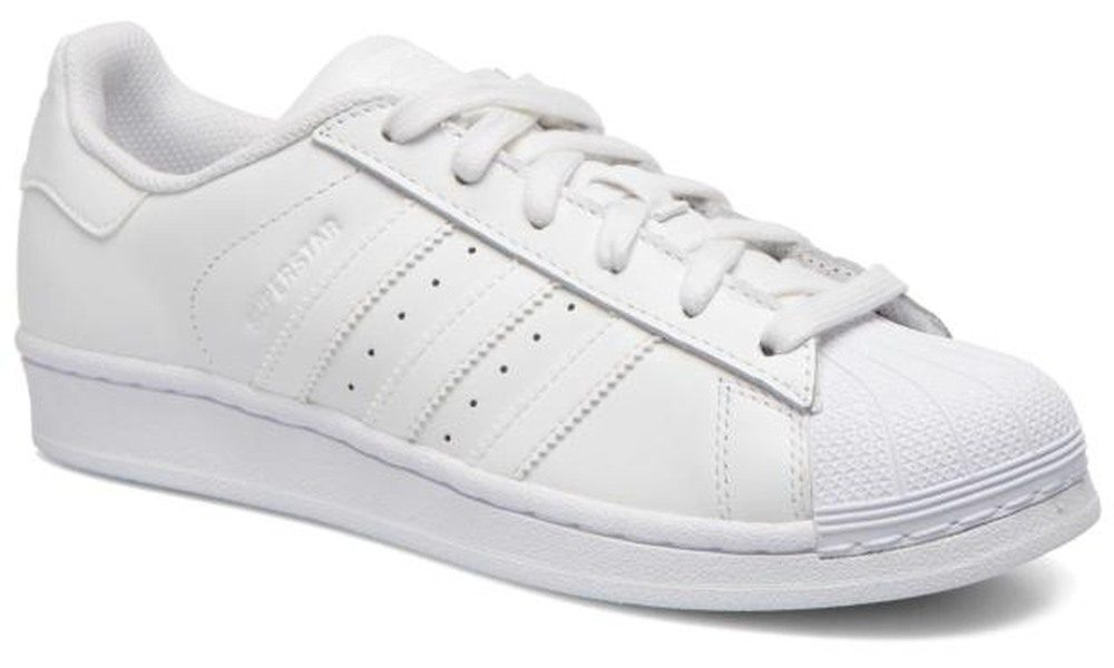 Witte Sneakers Dames Home