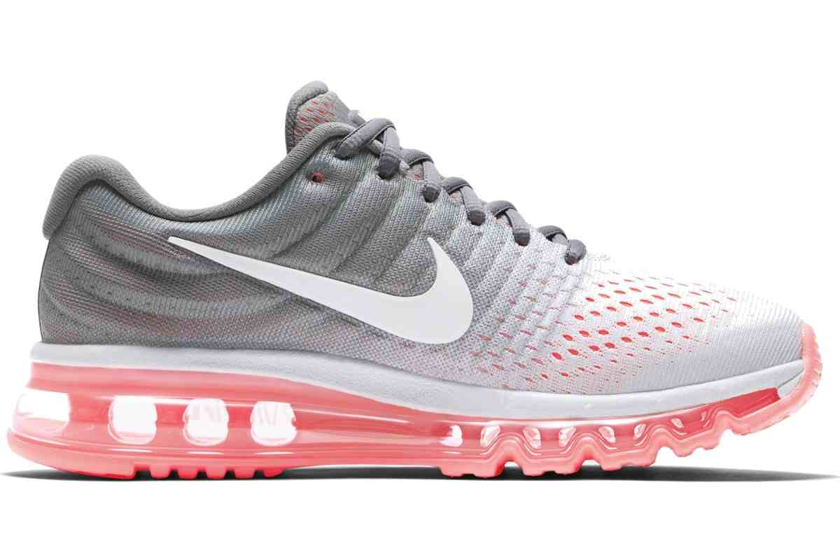 nike air max 2017 junior wit