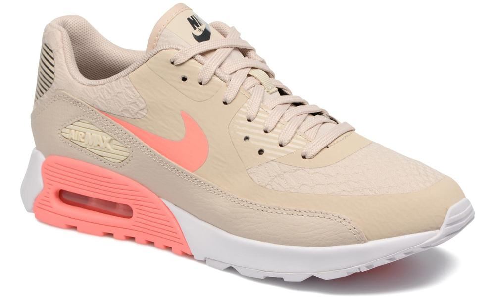 Beige Sneakers Dames