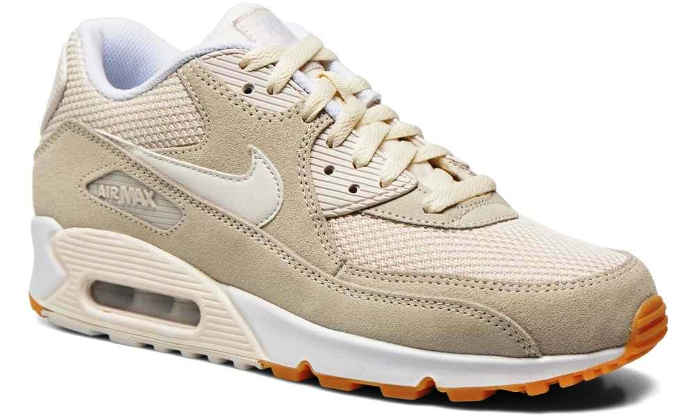 Beige Trainers Mens