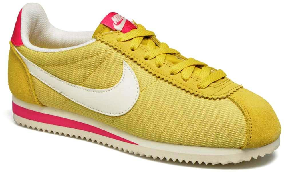 Yellow Trainers Mens