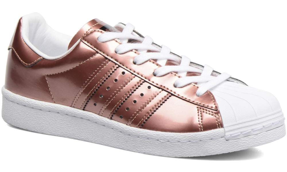 Gold Trainers Womens