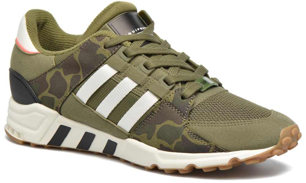 Green Trainers Mens