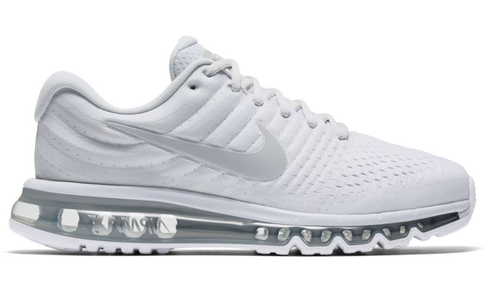 nike air max 2017 wit zwart