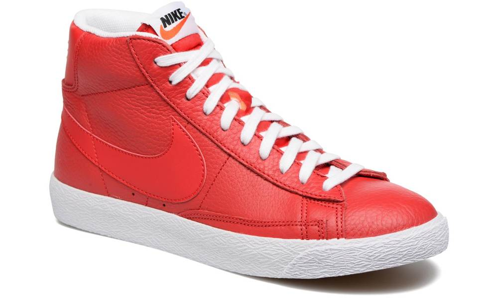 Red Trainers Mens
