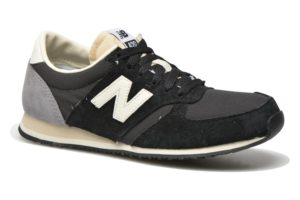 new balance 420 dames zwart zwarte sneakers dames