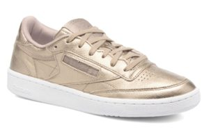 reebok club c 85-dames-goud-bs7901--gouden-sneakers-dames