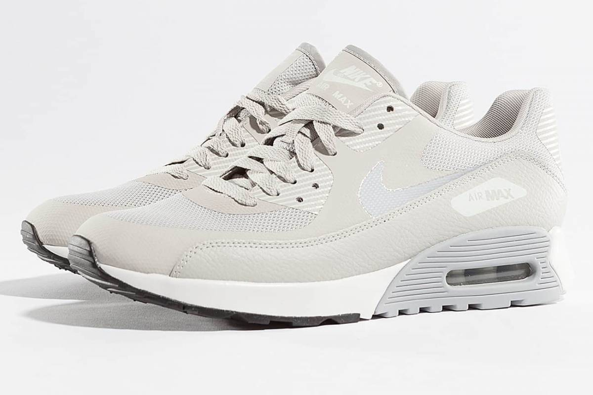 cheaper b17f7 d15a1 nike air max 90 grijs grijze sneakers dames