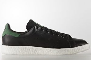 adidas stan smith boost heren zwart zwarte sneakers heren