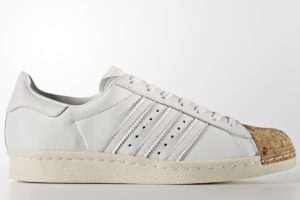 adidas superstar 80s dames wit witte sneakers dames