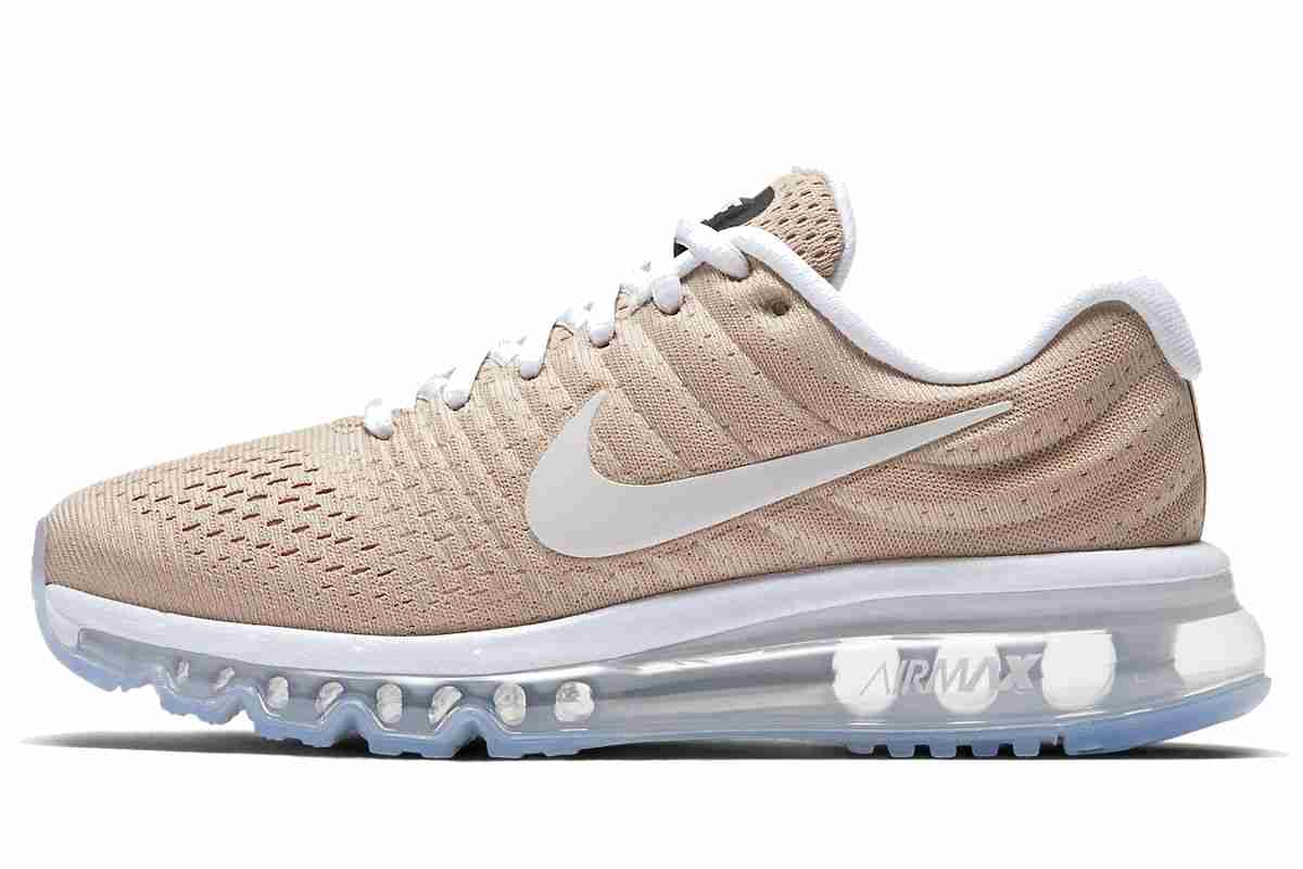 nike air max 2017 dames blauw
