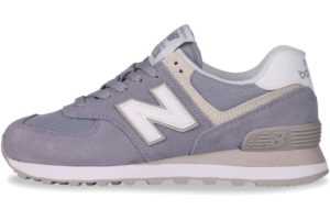new balance 574 dames paars WL574ESV paarse sneakers dames