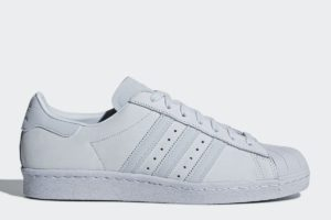 adidas superstar 80s heren blauw blauwe sneakers heren