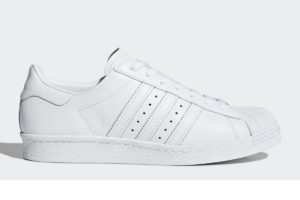 new product 40f90 2437b adidas superstar 80s dames