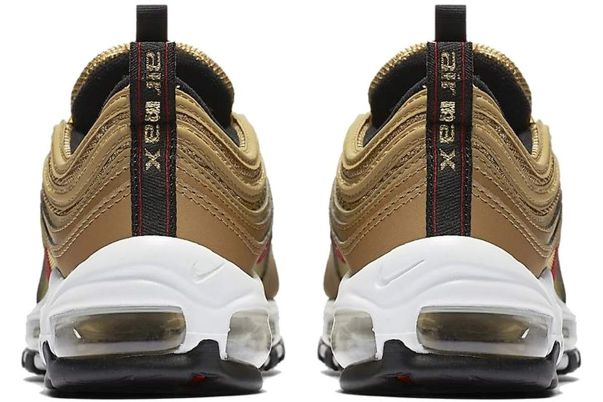 Nike Air Max 97 Gold Kids 918890-700