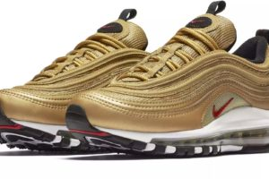 Release: Air Max 97 Gold Kids