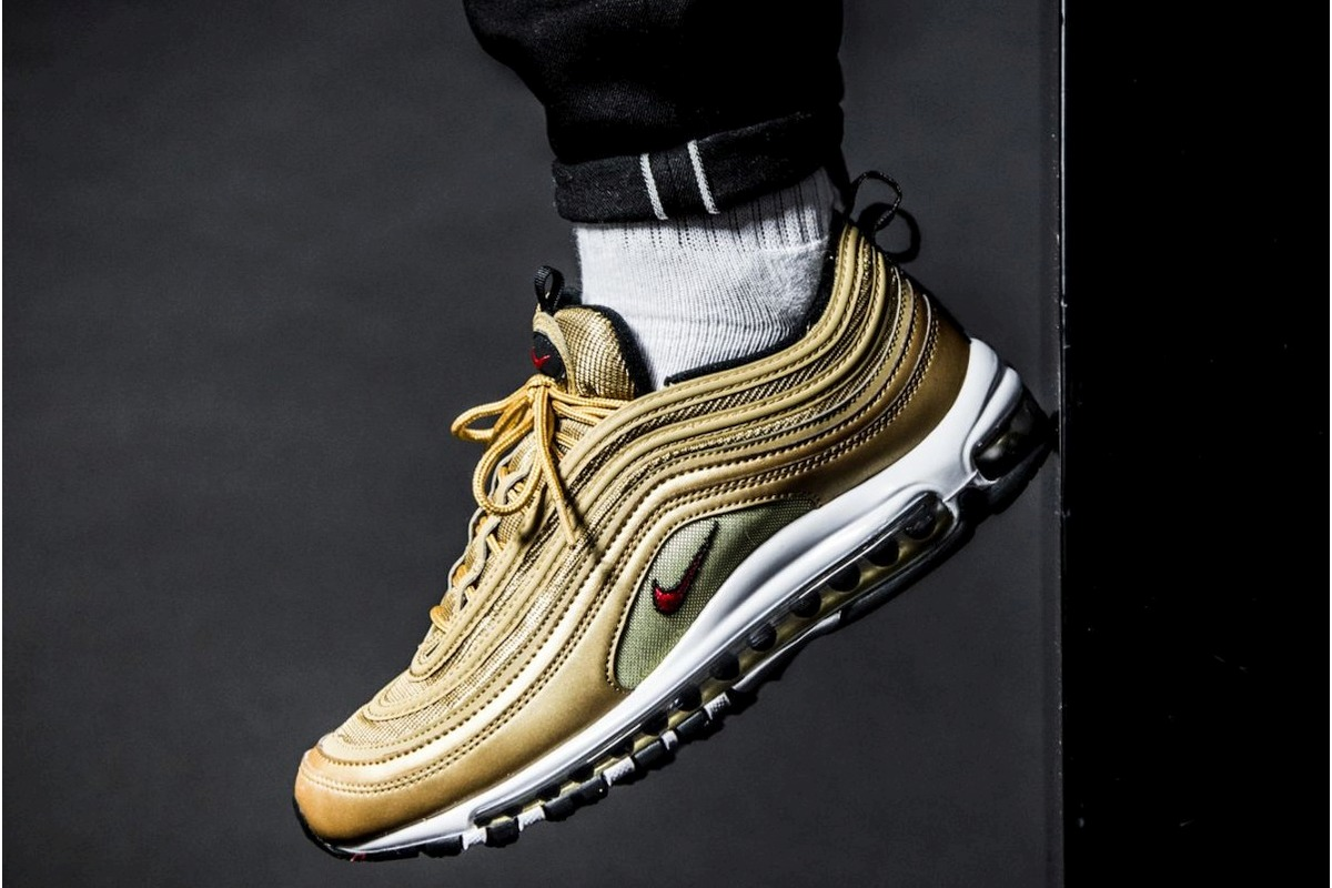 Nike Air Max 97 Golden Bullet