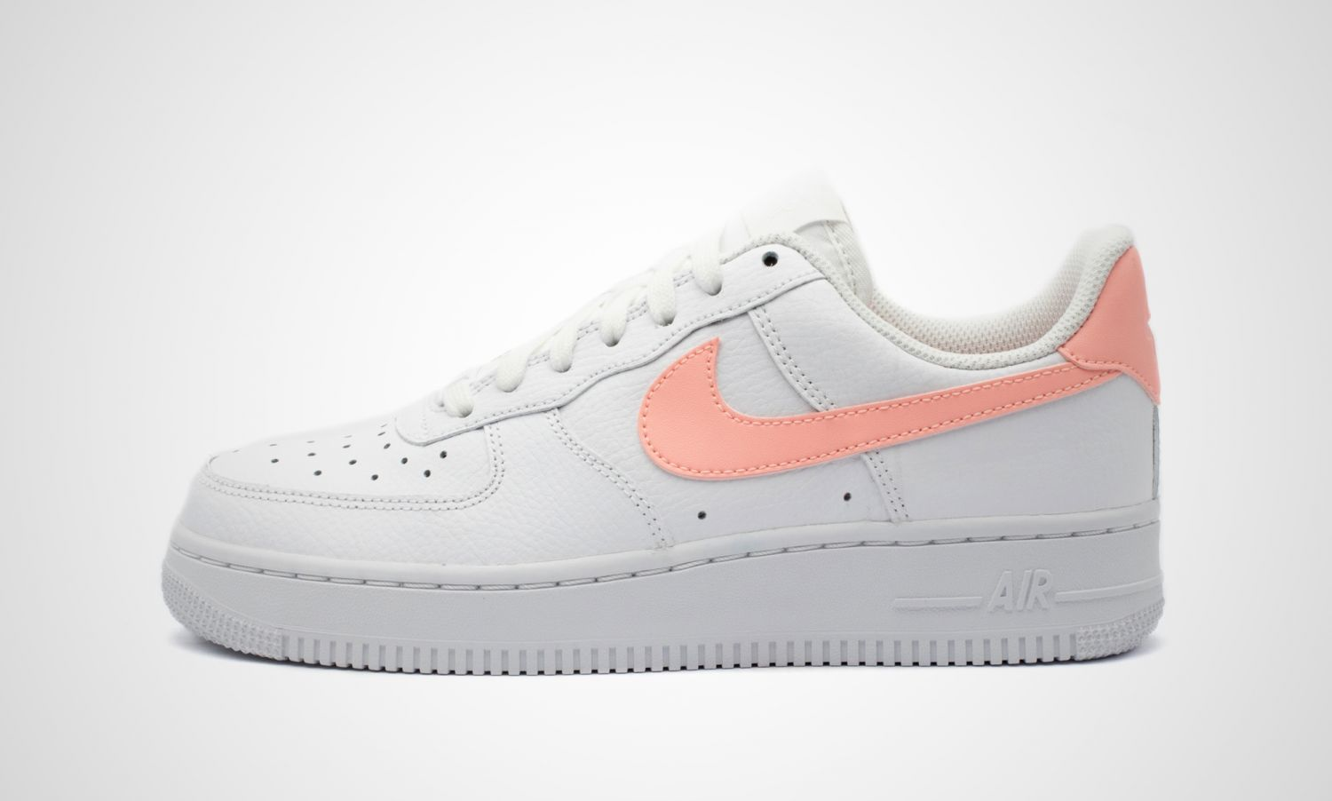 nike-air force 1-dames-wit-ah0287-102-witte-sneakers-dames ...