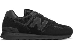 new balance-574-heren-zwart-ML574ETE-zwarte-sneakers-heren