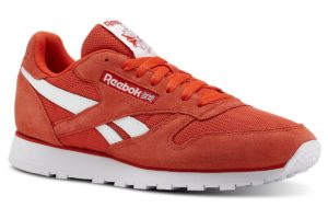 reebok-classic leather-Heren-rood-CN5014-rode-sneakers-heren