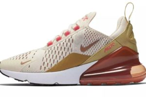 Release: Nike Air Max 270 Dames Roze / Beige