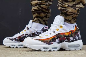 Release: Nike Air Max 95 ERDL Party Camo