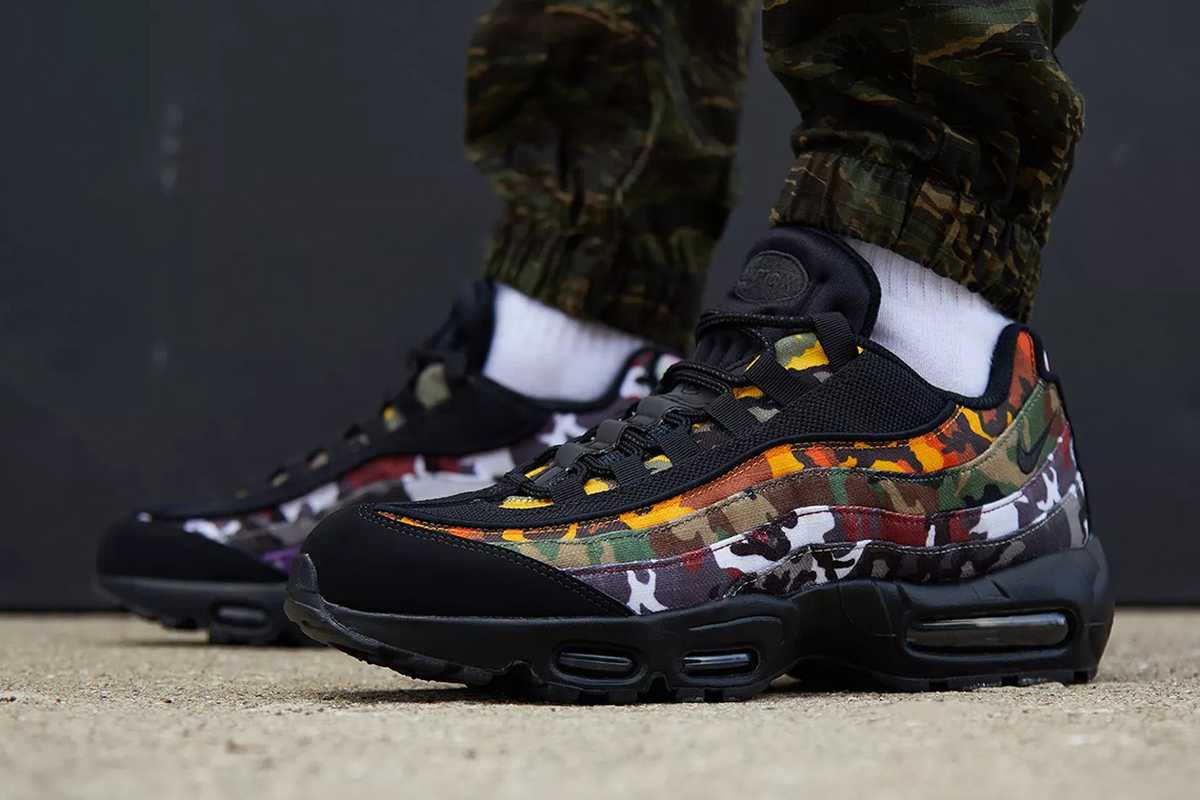 Nike Air Max 95 ERDL Party Camo AR4473-001