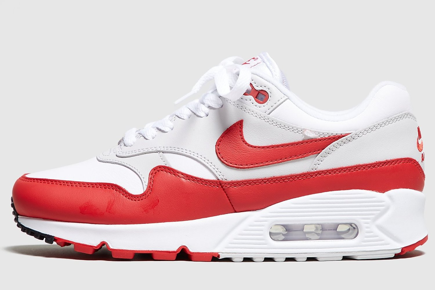 nike air max 1 dames rood
