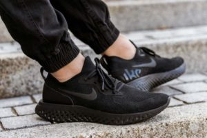 Nike Epic React Flyknit Black Aq0067 003 Mood 2