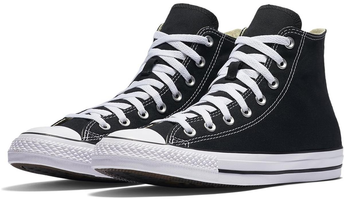 Chucks All Star High Schwarz M9160C