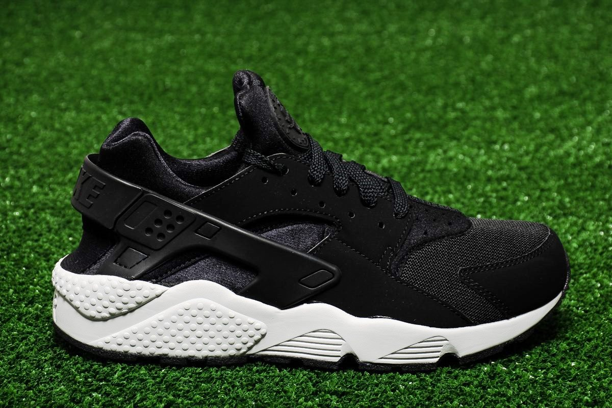 Nike Air Huarache black black pure platinum black 318429-045