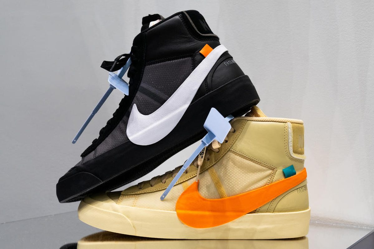 1b1567ac3b9 ᐅ • Release: Nike Blazer by Off-White Halloween Pack · Sneakerwijzer