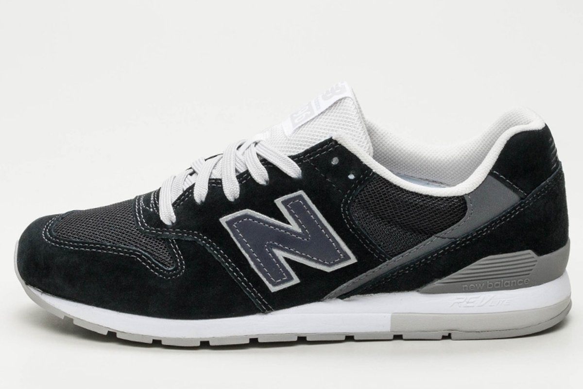 new balance 996 heren blauw