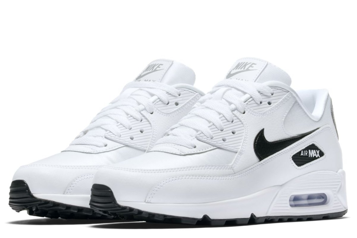 best website 35adb a7cf4 nike-air max 90-dames-wit-325213-137-witte-