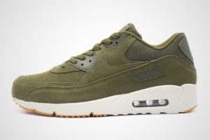 nike-air max 90-heren-groen-924447-301-groene-sneakers-heren
