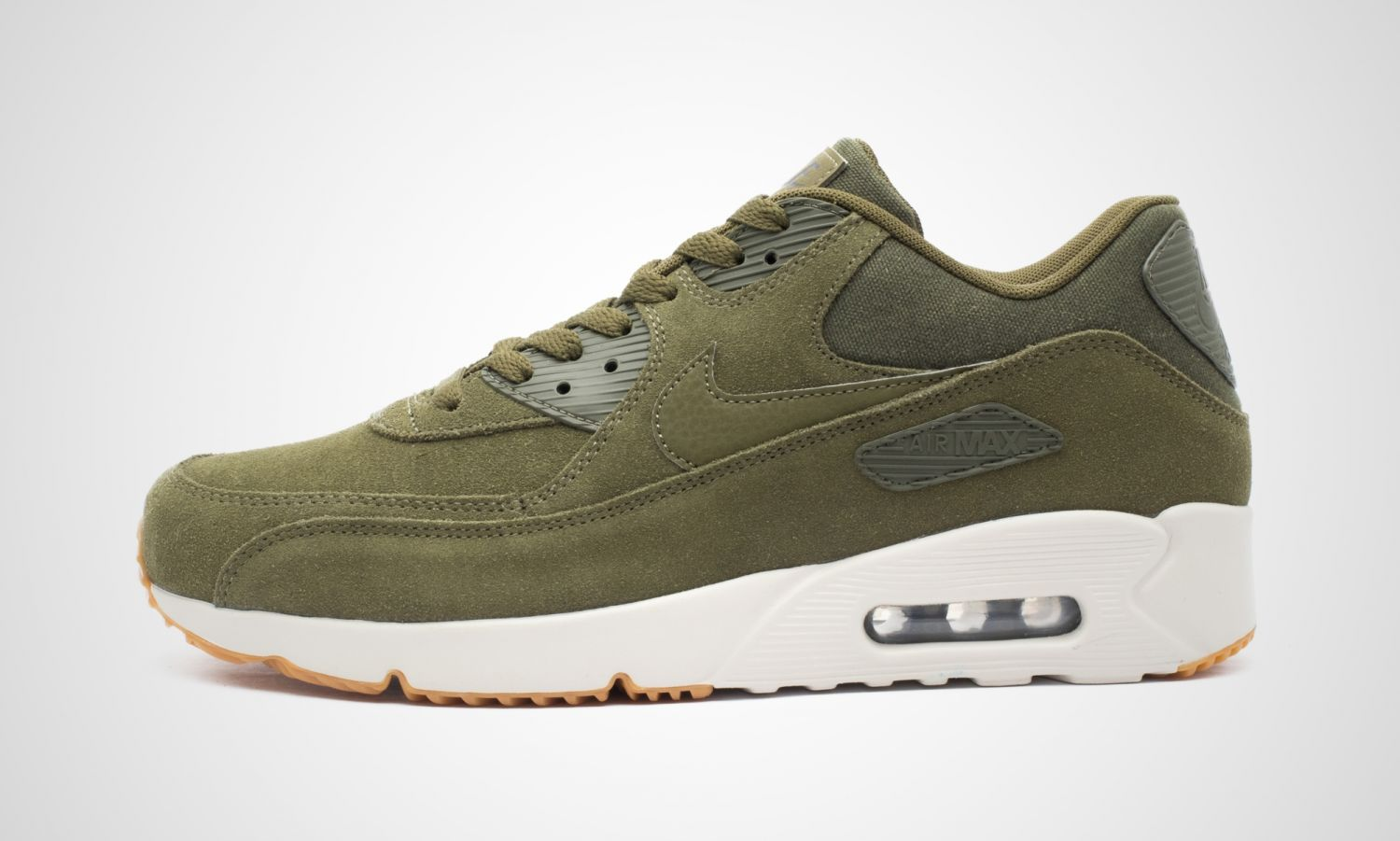 low priced e6140 f5267 nike-air max 90-heren-groen-924447-301-groene-. 31 %. nike air max 90 groen