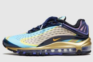 nike-air max deluxe-dames-multicolor-aq1272 400-multicolor-sneakers-dames
