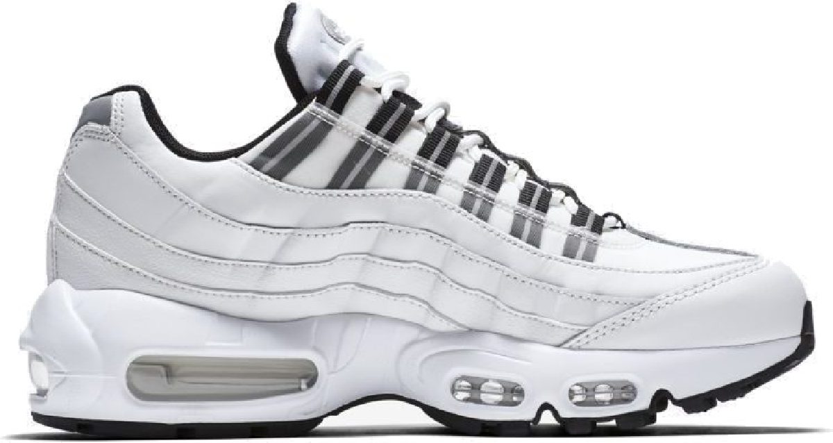 Nike Air Max 95 Dames Wit 307960-113