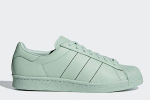 adidas-superstar 80s-Unisex-turquoise-BB7775-turquoise-sneakers-dames