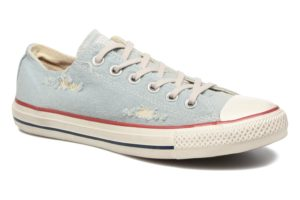 converse-all stars laag-dames-blauw-156744C W-blauwe-sneakers-dames