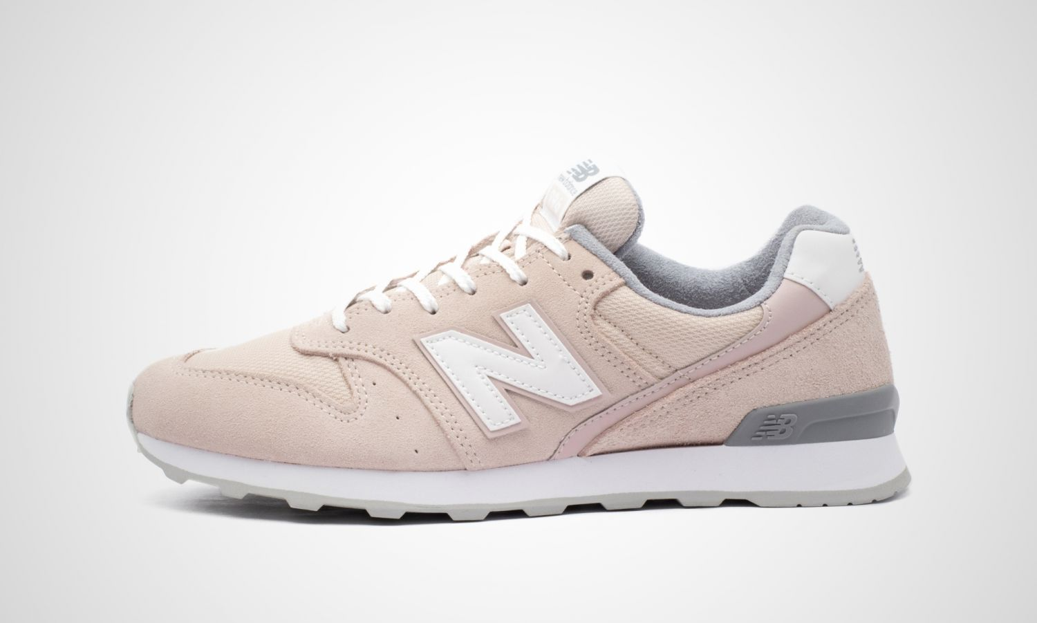new balance 996 dames wit