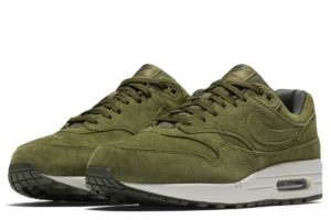 nike-air max 1-heren-groen-875844-301-groene-sneakers-heren