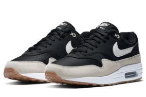 nike-air max 1-heren-zwart-ah8145-009-zwarte-sneakers-heren