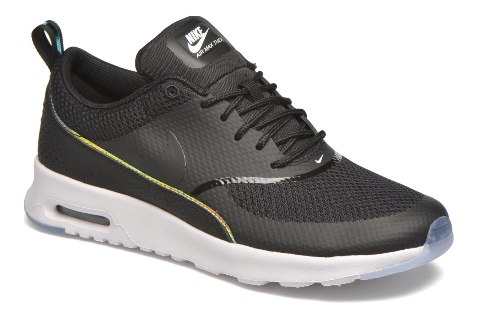 nike air thea dames zwart