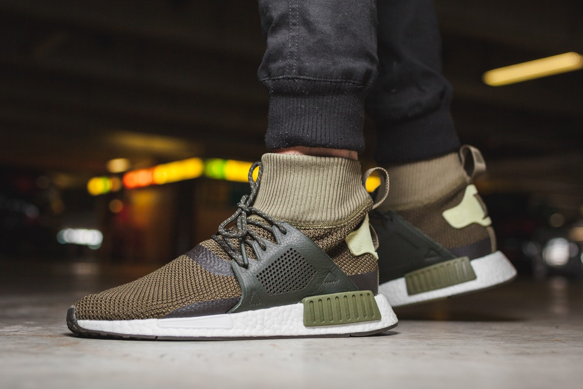 Adidas Nmd Xr1 Winter Groen cq3074 2