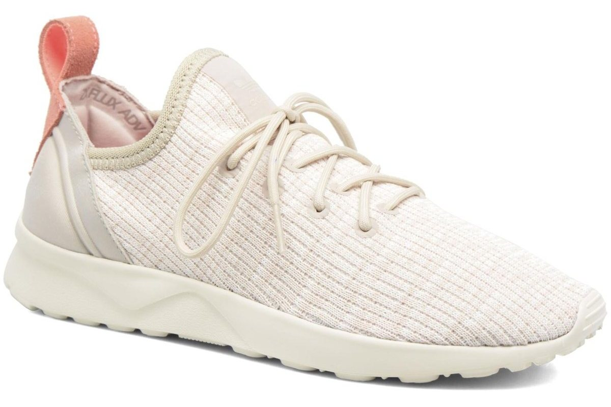 Adidas Zx Flux Adv Virtue Sock Beige Bb2317 6