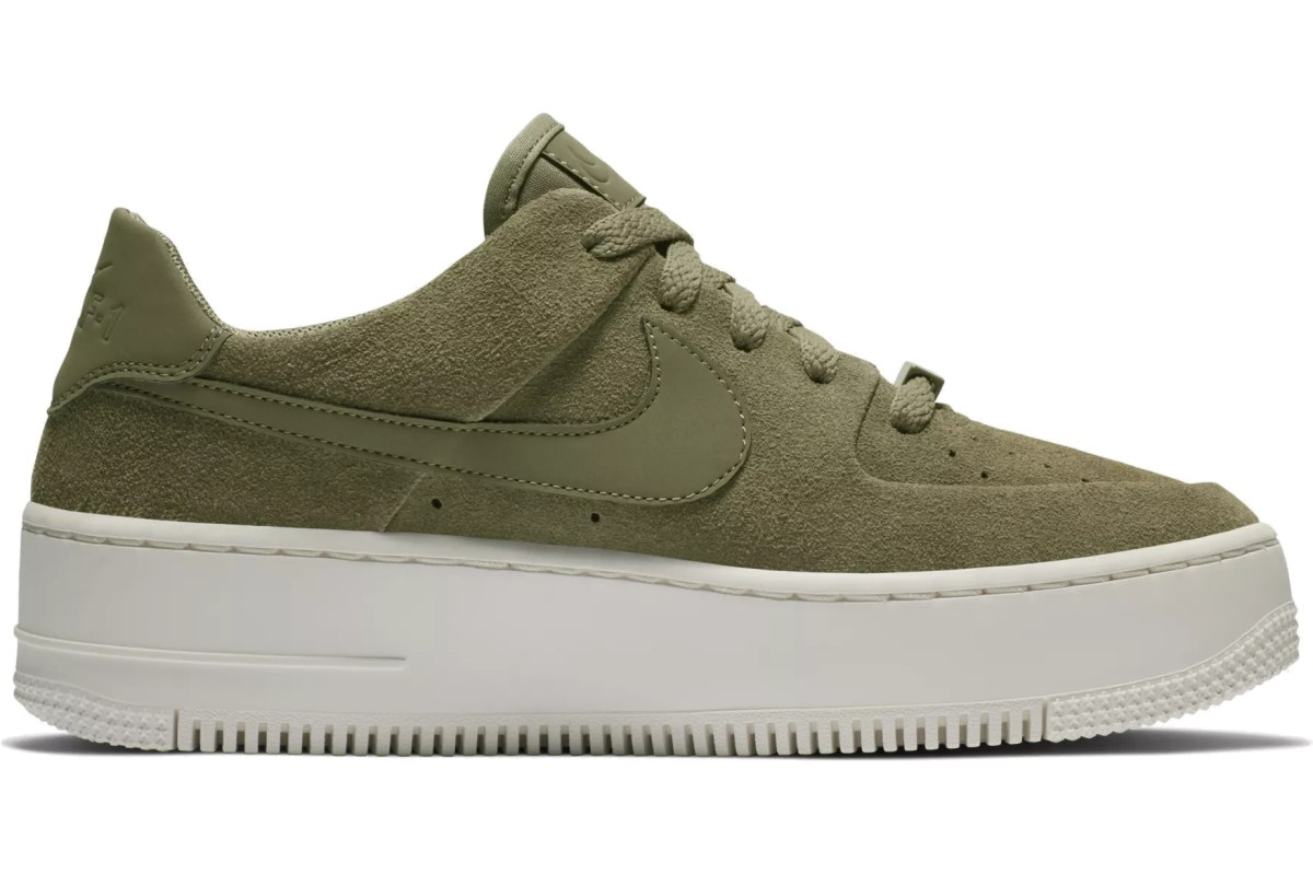 Nike Air Force 1 Dames Groen AR5339-200