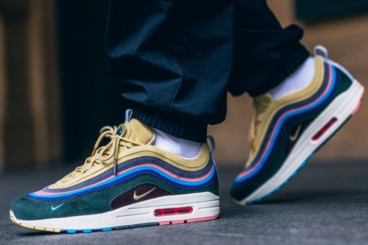 uk availability fc2a3 d0f16 ᐅ • Holy Grail Nike Air Max 1/97 Sean Wotherspoon · [Foto's + Video's]