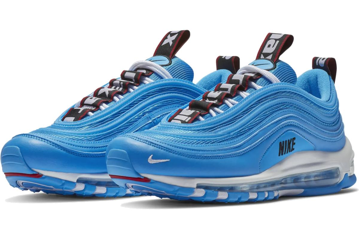 Nike Air Max 97 Heren Blauw 312834 401 17