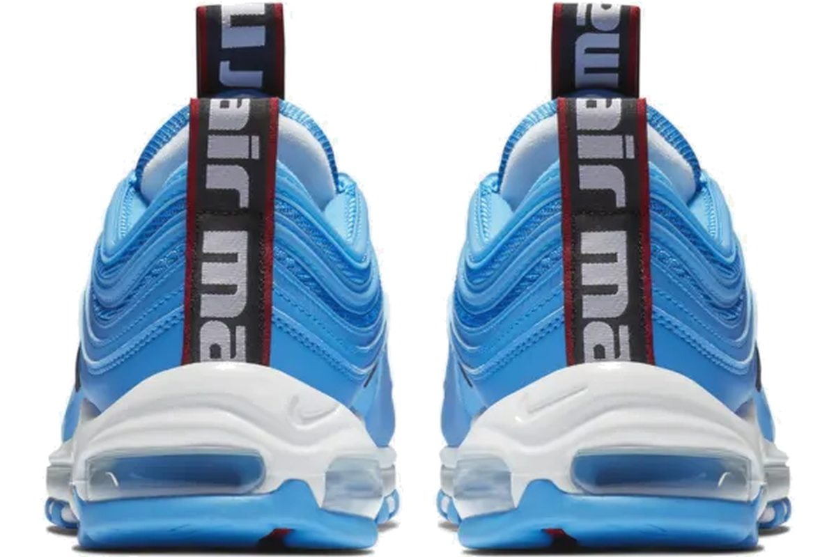 Nike Air Max 97 Heren Blauw 312834 401 18